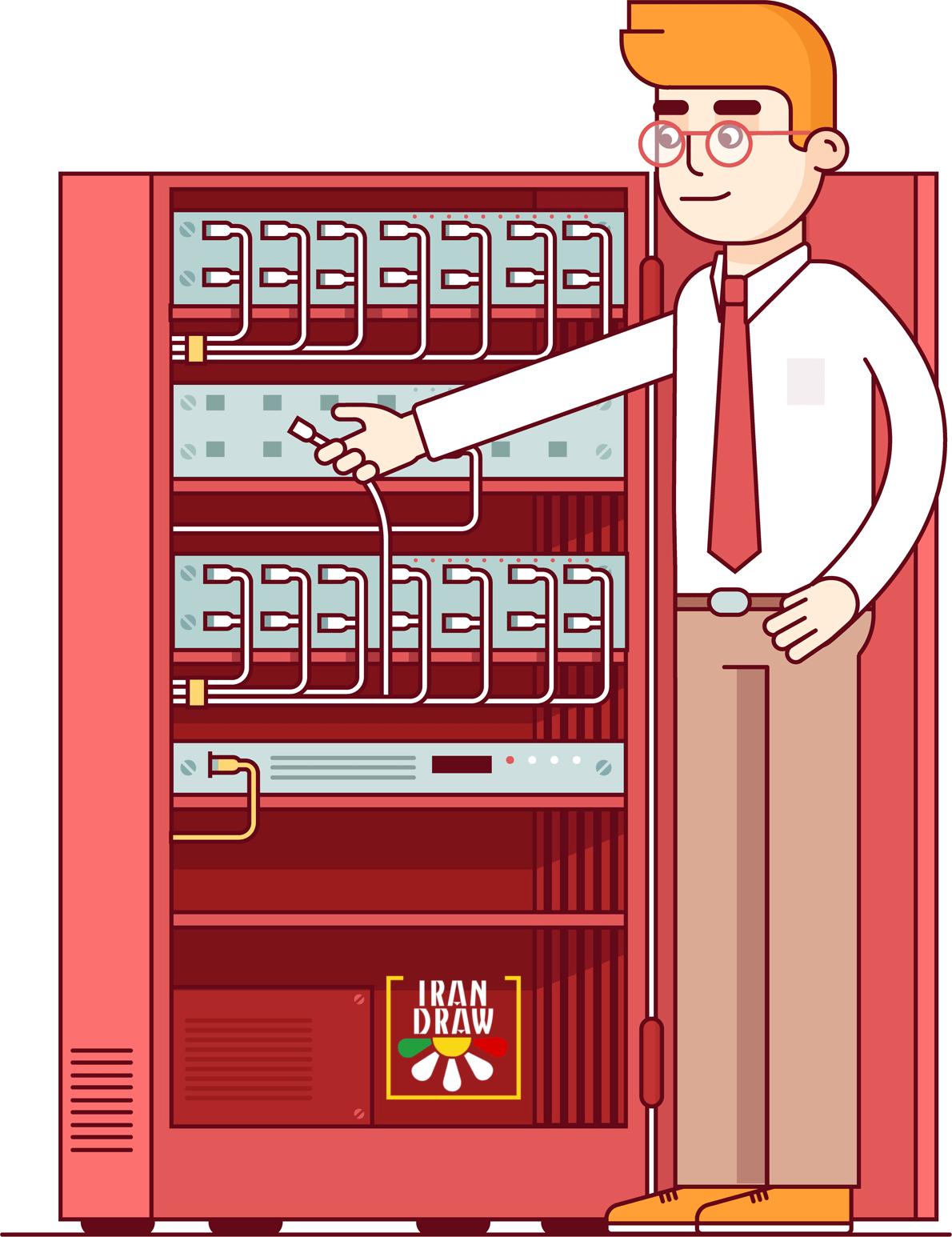 ایران طراحی - irandraw- فایل سرور -file server- شبکه در کرج - طراحی سایت - هات اسپات - فایل سرور - وب سرور - سئو و بهینه سازی سایت - سرور - تجهیزات سرور