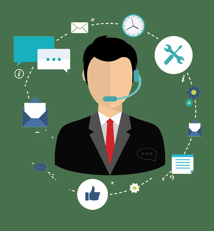 Online Support1 - تیکت و سیستم پشتیبانی