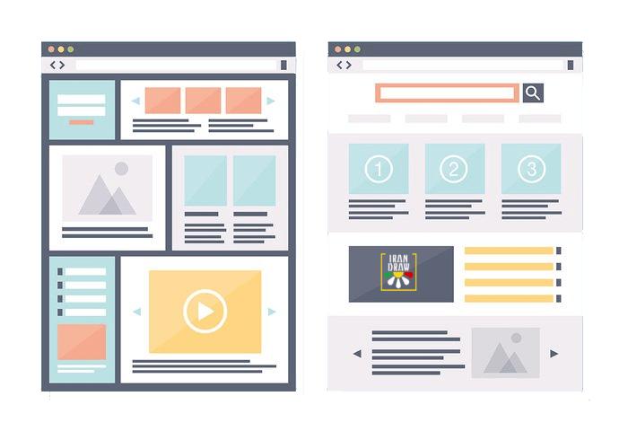 upgrade web2 irandraw - چگونه یک وب سایت کسب و کار کوچک را ارتقا دهیم