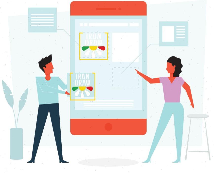 Landing page concept - بهینه سازی تصاویر و سرعت بارگذاری سایت