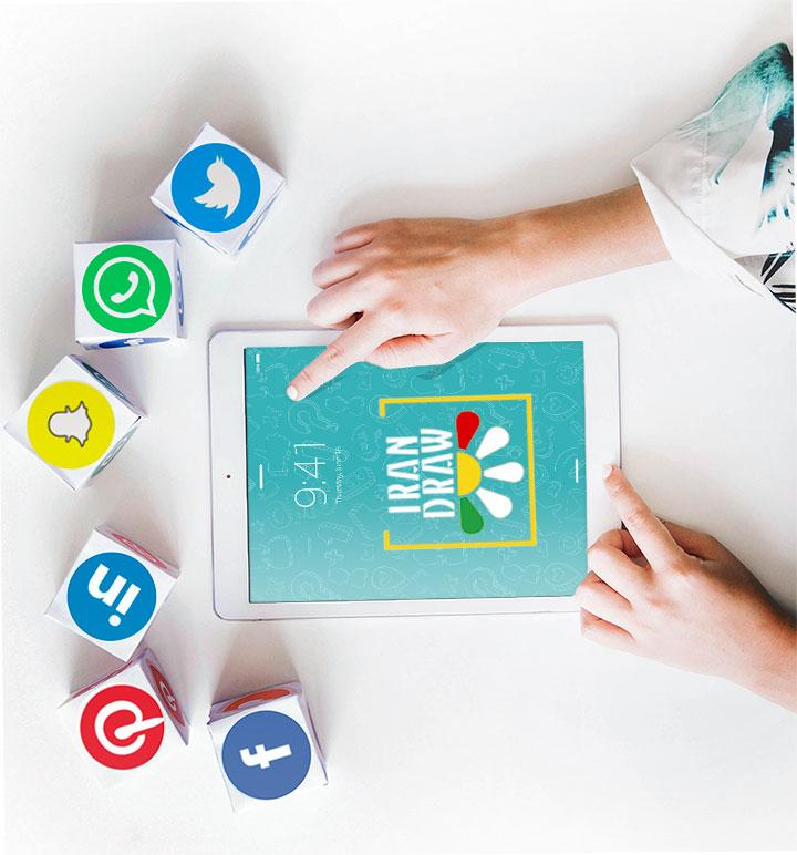 social network - تلگرام و تاثیر آن بر روی سئو (Seo)