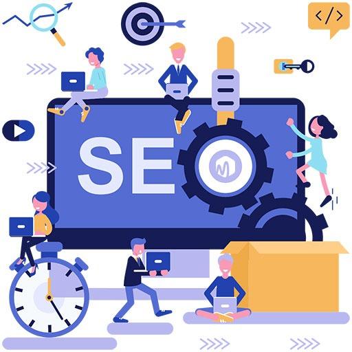 Seo Mahanmarketing - سئو و بهینه سازی سايت شرکتی