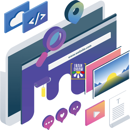 bussines website irandraw - صفحه نخست - طراحی سایت در کرج |سئو در کرج | طراحی سایت ارزان در کرج